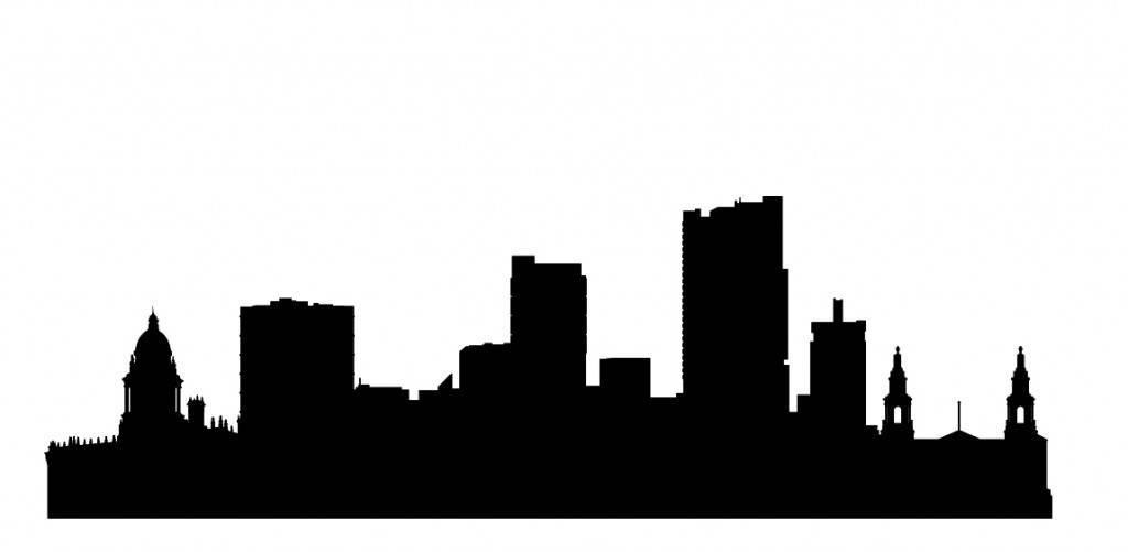 Силуэты городов Англии - Лидс