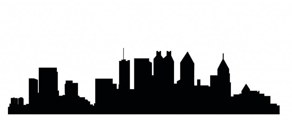 Силуэты городов Америки - Атланта