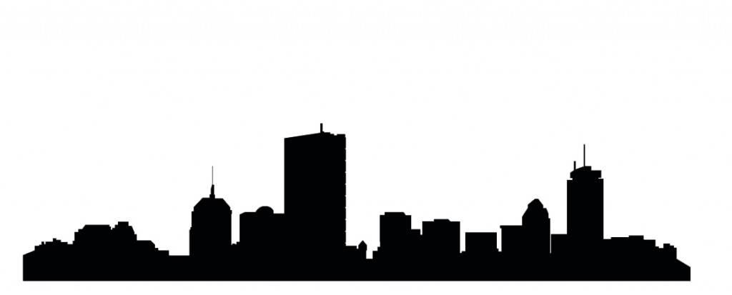 Силуэты городов Америки - Бостон