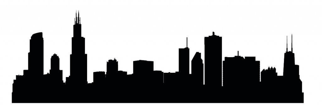 Силуэты городов Америки - Чикаго