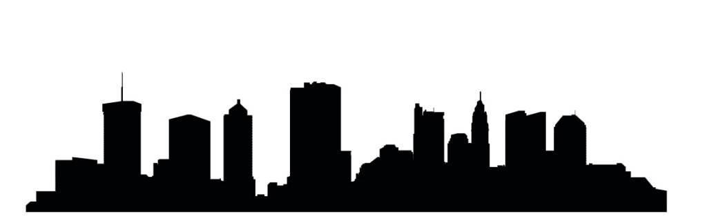 Силуэты городов Америки - Колумбус