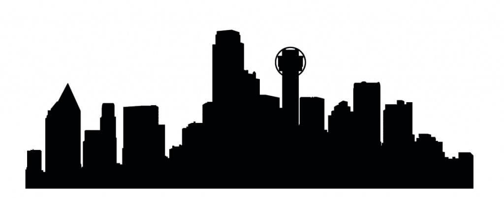 Силуэты городов Америки - Даллас