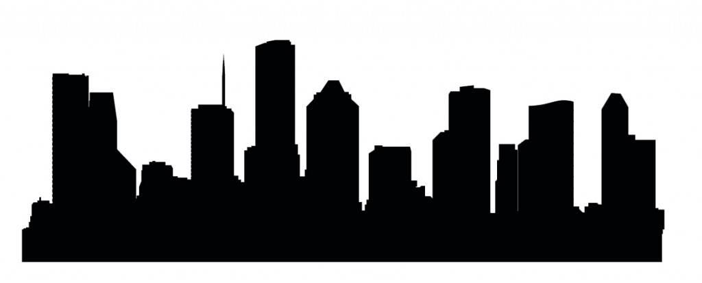 Силуэты городов Америки - Хаустон