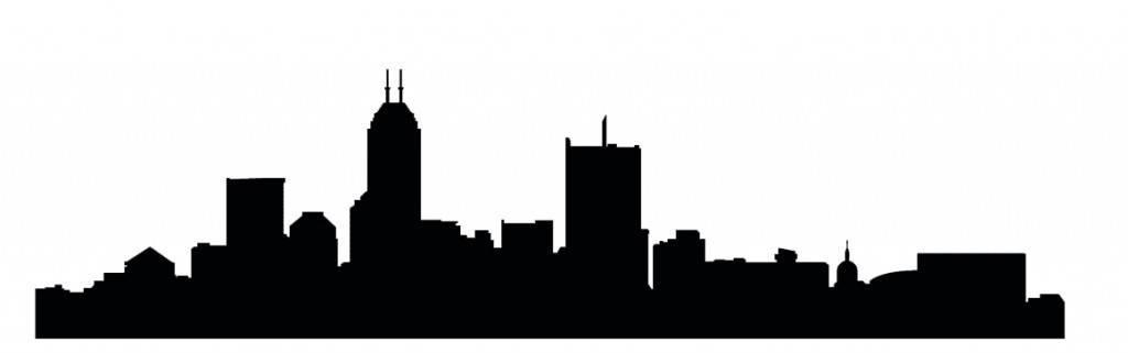 Силуэты городов Америки - Индианаполис