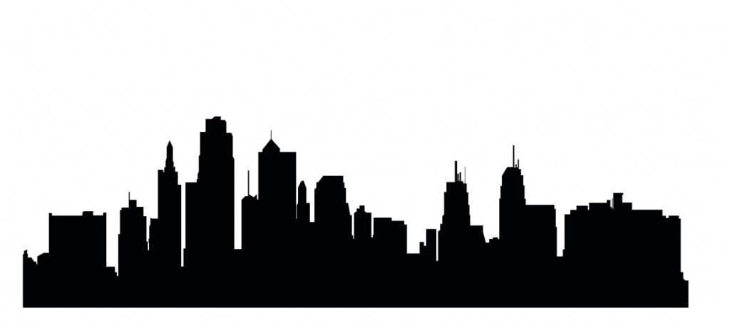 Силуэты городов Америки - Кансас Сити