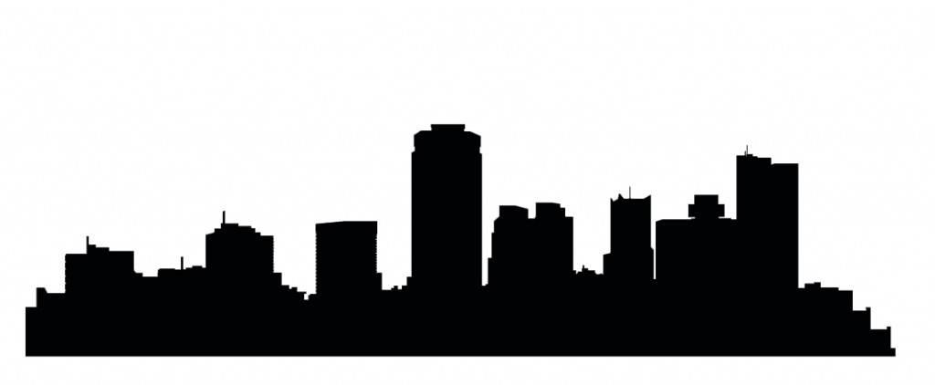 Силуэты городов Америки - Феникс