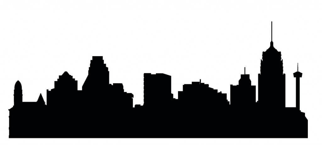 Силуэты городов Америки - Сан Антонио