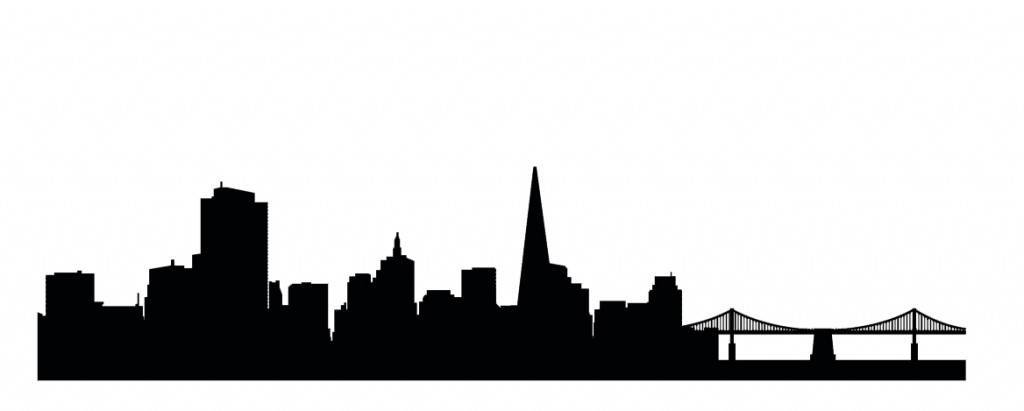 Силуэты городов Америки - Сан-Франциско
