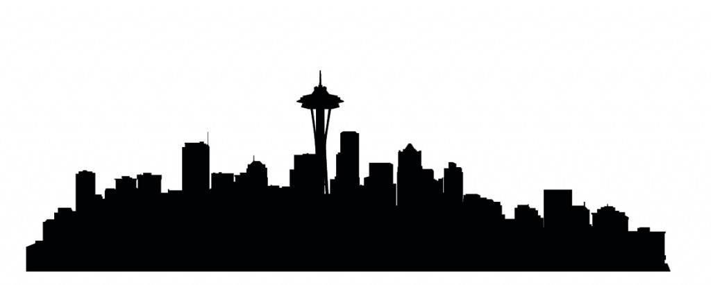 Силуэты городов Америки - Сиатл