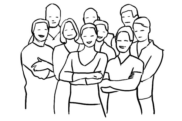 инструкция по групповому позированию 1