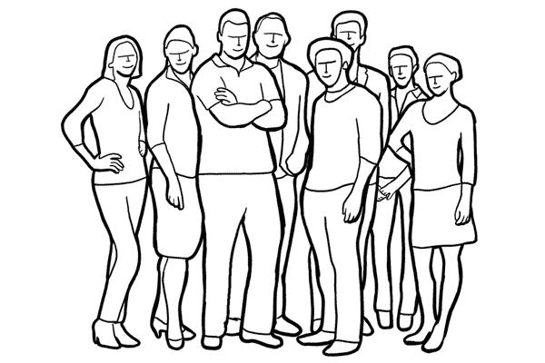 инструкция по групповому позированию 2