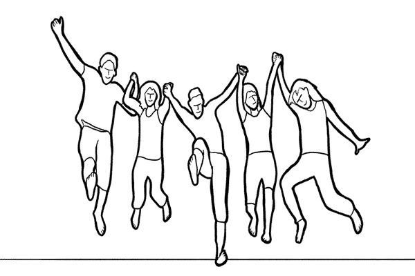 инструкция по групповому позированию 10