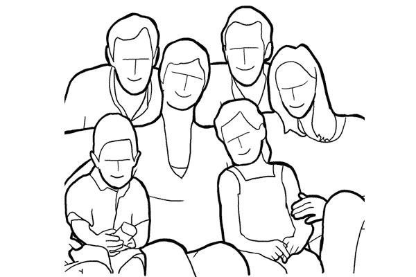 инструкция по групповому позированию 12