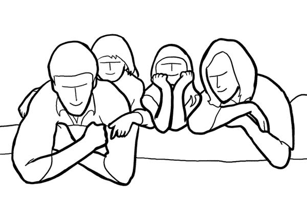 инструкция по групповому позированию 18