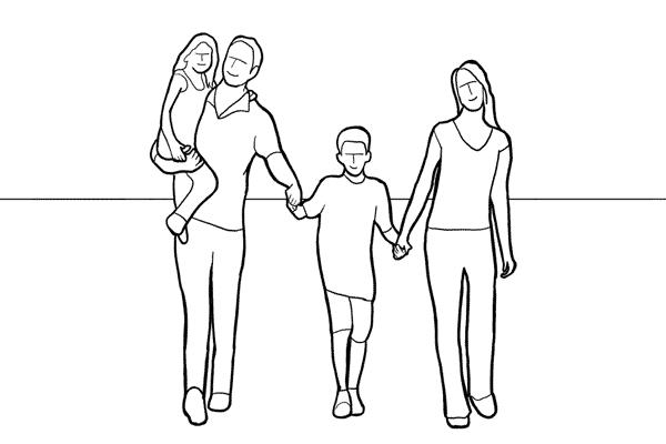 инструкция по групповому позированию 21
