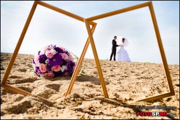 Креативная идея для свадебной фотосесии, как научиться фотографировать свадьбы?