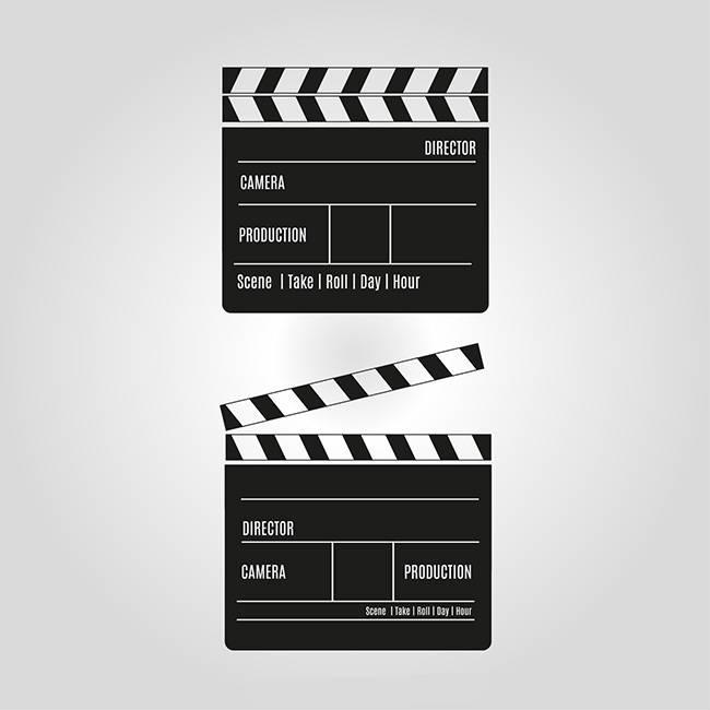 Кино Хлопушка - в Векторе
