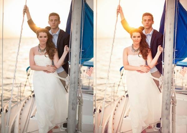 Большая подборка свадебных экшенов для Photoshop4