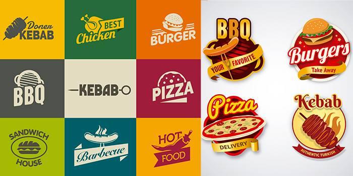 Логотипы-для-фастфудов