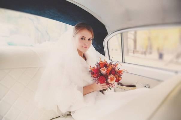 Александра Сашина - Свадебный фотограф 1