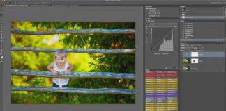 Видео курс для фотографа - Коррекция в LAB(2часть)
