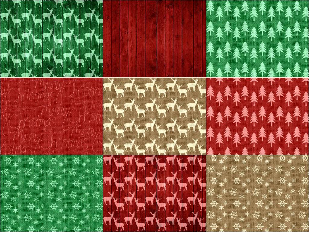 Рождественские фоны для фотошопа - различных текстур и оттенков