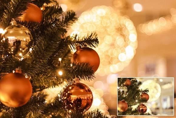 Рождественские пресеты для lightroom 2
