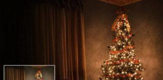 Рождественские пресеты для lightroom