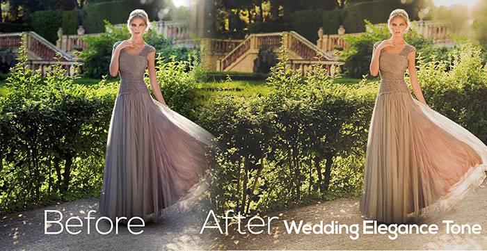 Пресеты для Lightroom Wedding Elegance Tone