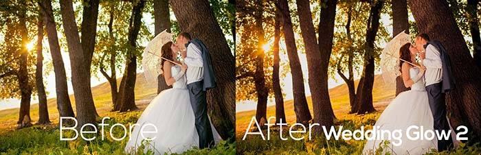 Пресеты для Lightroom Wedding Glow 2