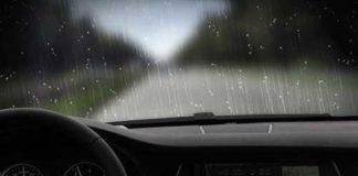 Текстура дождя и капель для фотошопа - превь в формате psd