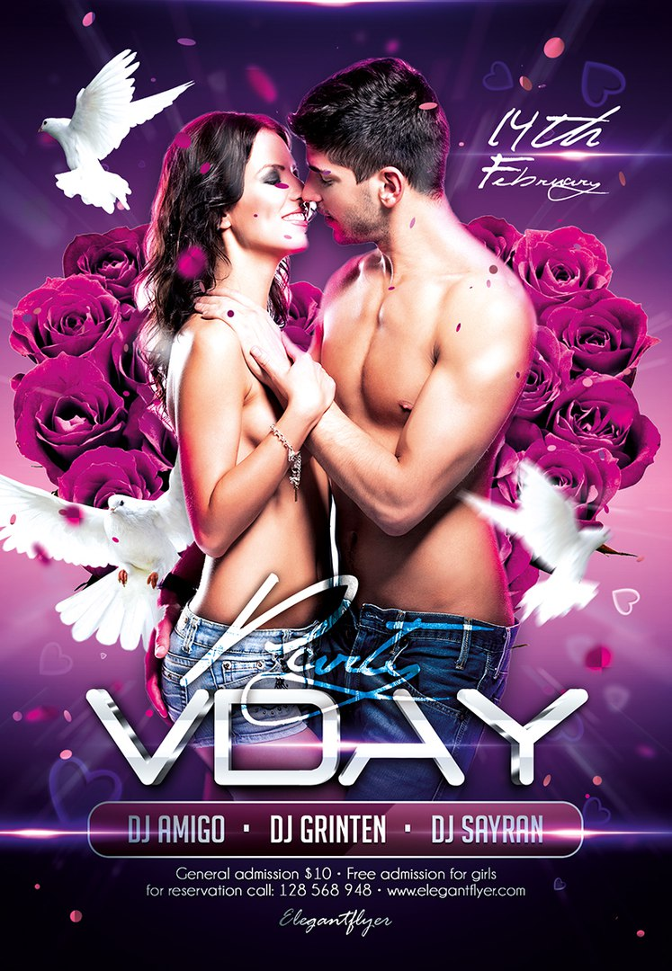 VDAY_Party