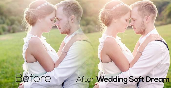 Пресеты для Lightroom Wedding_Soft Dream