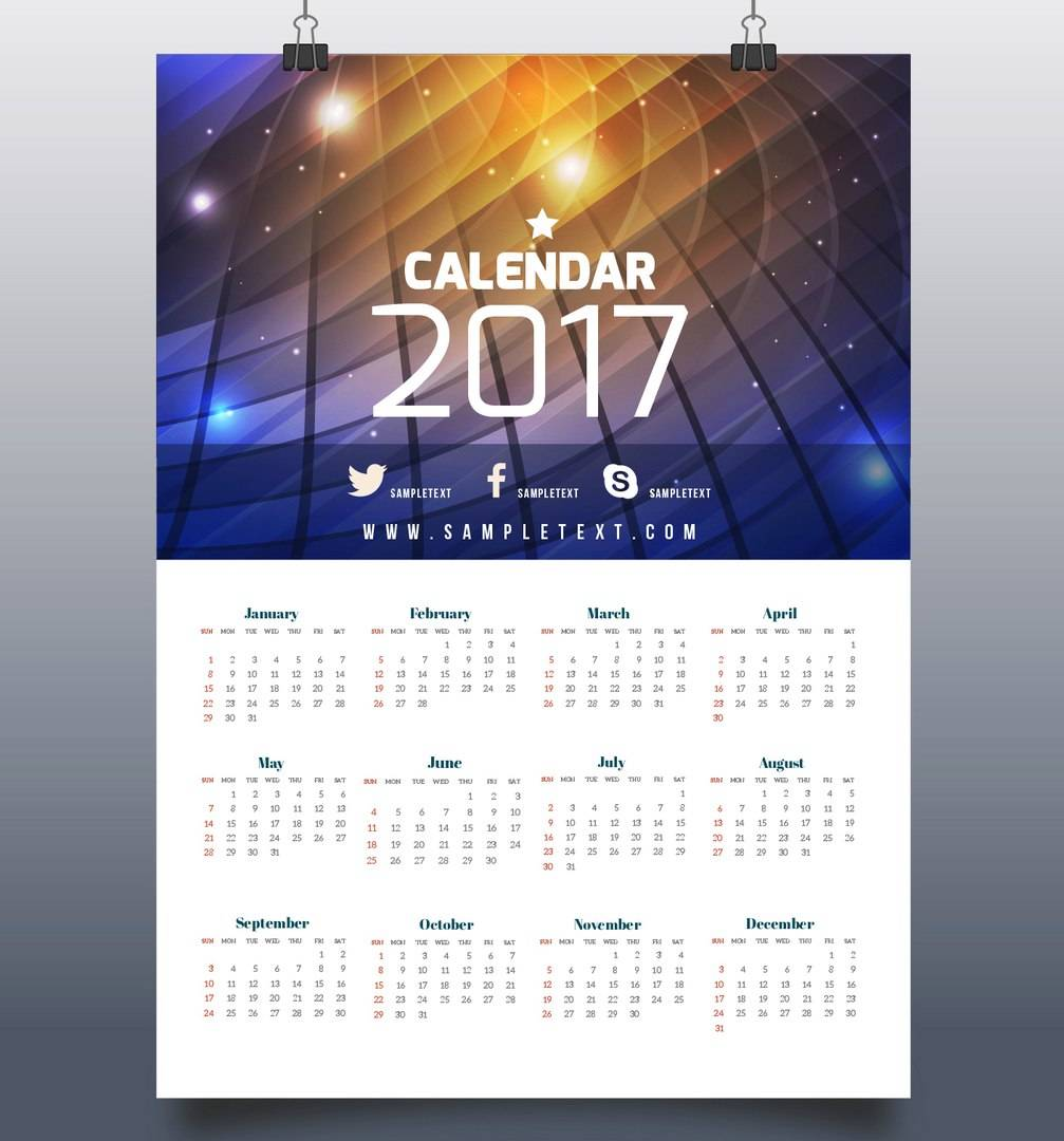 vektornyj-shablon-kalendarya-na-2017-god-4
