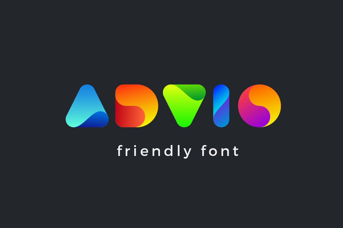 advio-friendly-latinica-font