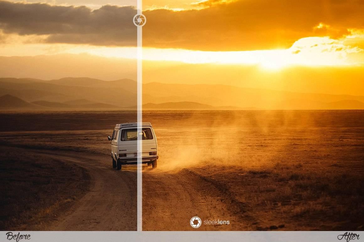 golden-rush-hour-lightroom-presets-2