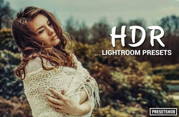 Набор премиум HDR пресетов 20 - Пресеты для Lightroom