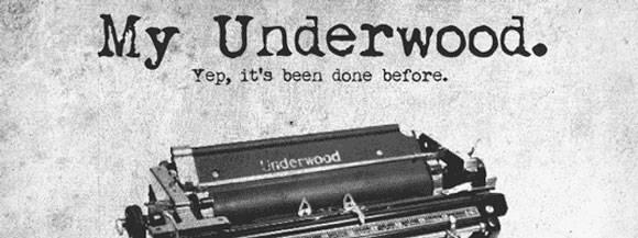 Шрифт - My Underwood