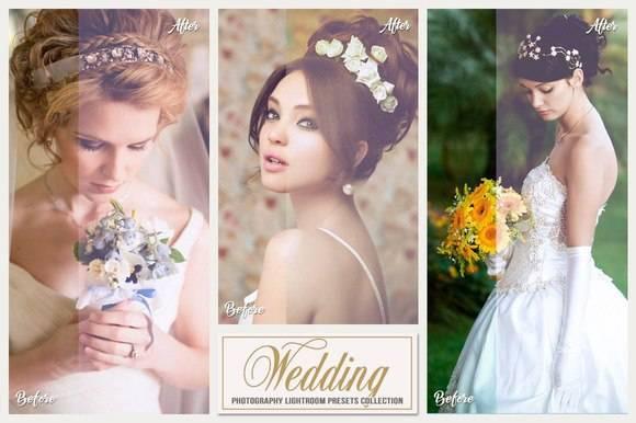 Красивые свадебные пресеты для Lightroom