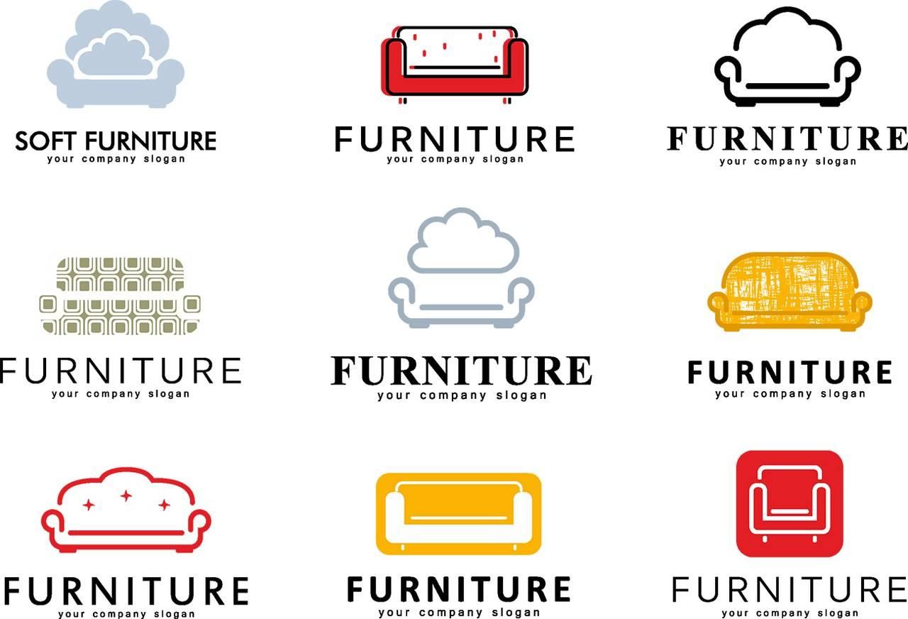 Логотипы мебели - исходники логотипов