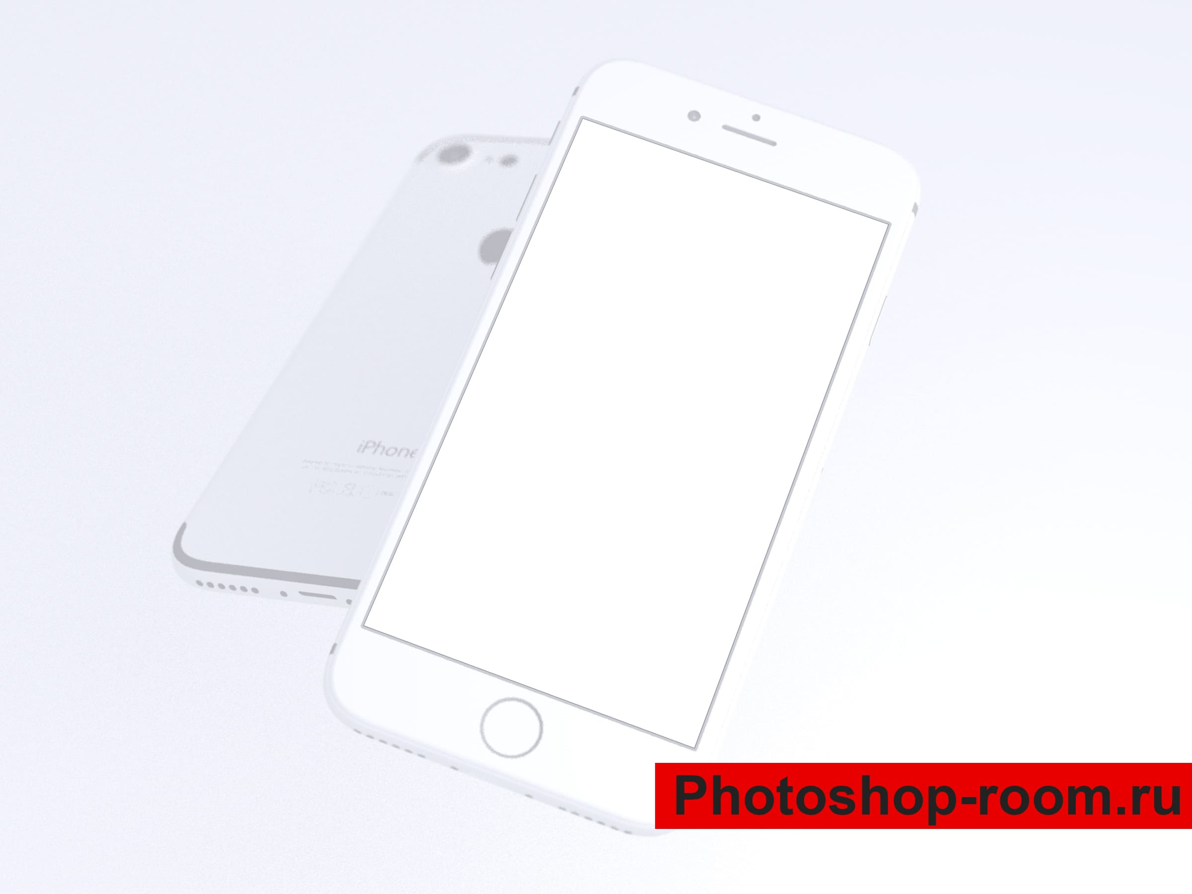 Mockup iphone 7