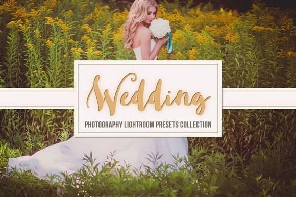 Набор свадебных пресетов для Lightroom (45 штук)