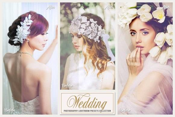 Обработка свадебных фотографий в Lightroom