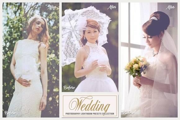 Урок по обработке свадебных фотографий пресетами для Lightroom