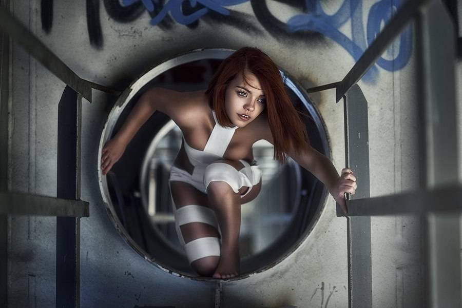Девушка из фильма - Фотограф Павел зайцев