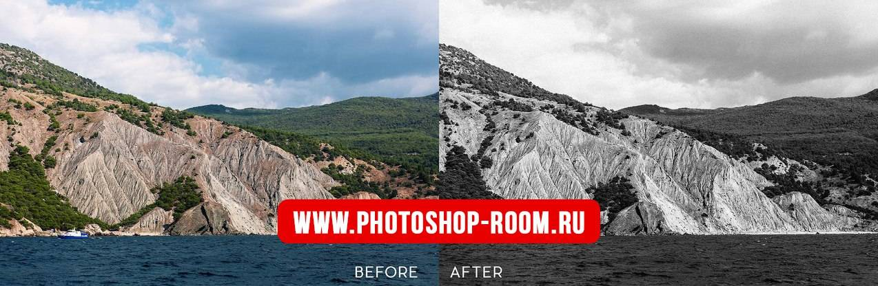 Набор пресетов для Lightroom и Photoshop ACR