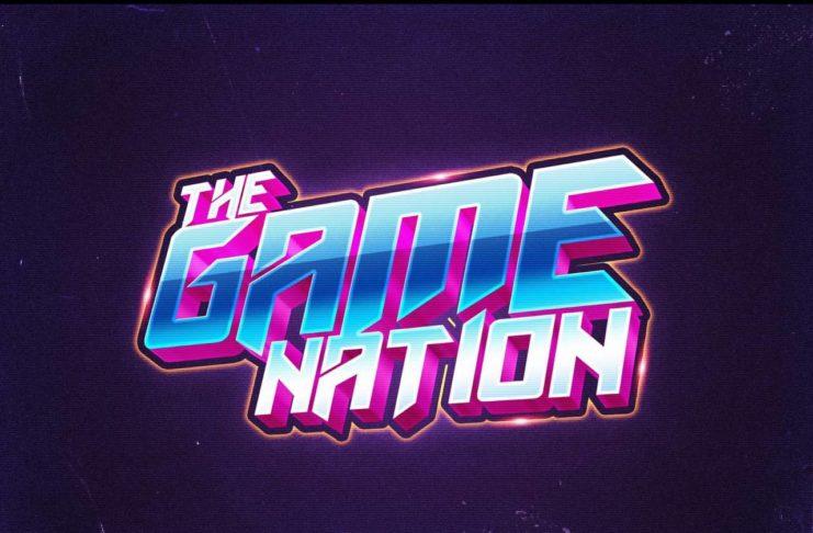 Стиль для фотошопа - The Game Nation