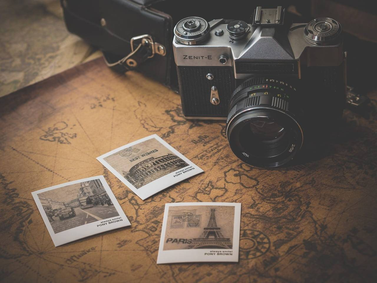 Выбор фотоаппарата и объектива для путешествий