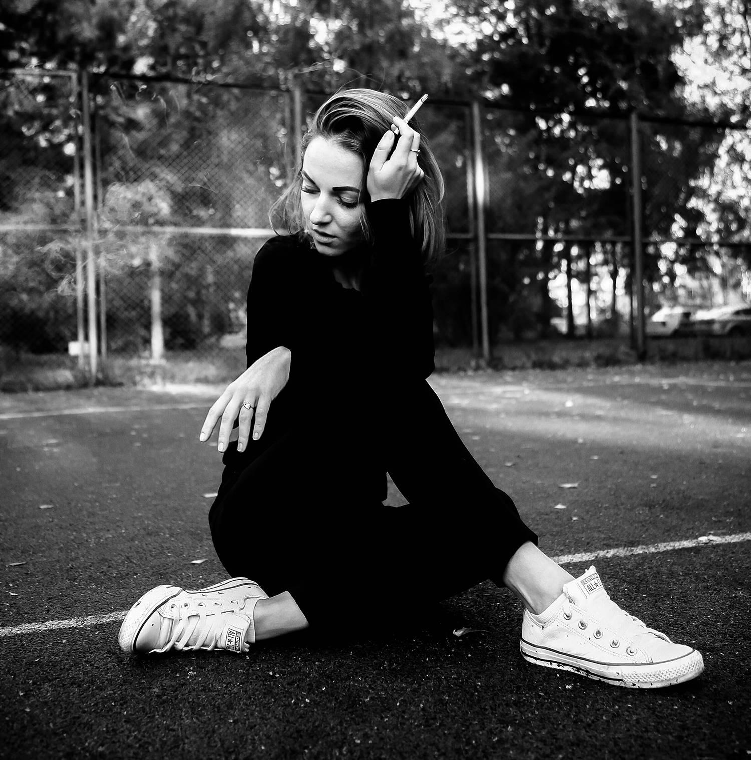 Интервью с фотографом - Яна Гончарова