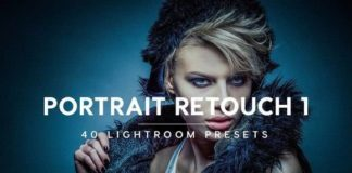 Пресет для портретной ретуши - Portrait Retouch